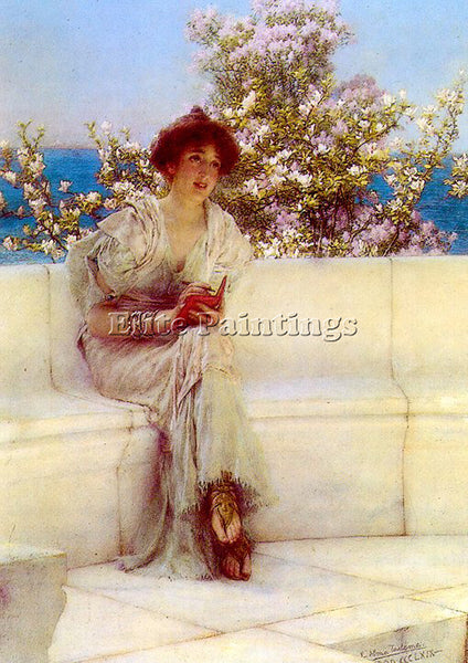 SIR LAWRENCE ALMA-TADEMA ALMA2 2 ARTIST PAINTING REPRODUCTION HANDMADE OIL REPRO