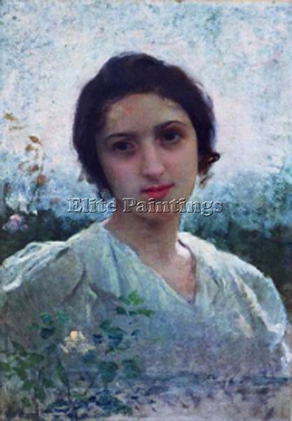 CHARLES AMABLE LENOIR EUGENIE LUCCHESI ARTIST PAINTING REPRODUCTION HANDMADE OIL