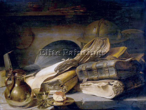 JAN LIEVENS SVANIT ARTIST PAINTING REPRODUCTION HANDMADE CANVAS REPRO WALL DECO