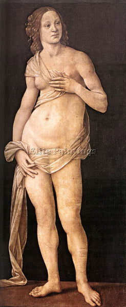 LORENZO DI CREDI VENUS ARTIST PAINTING REPRODUCTION HANDMADE CANVAS REPRO WALL