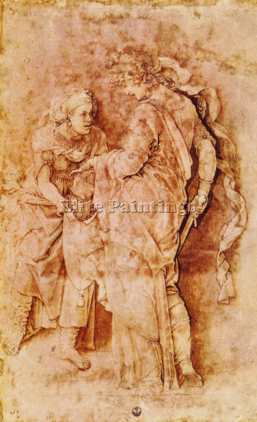 ANDREA MANTEGNA JUDITH WITH THE HEAD OF HOLOFERNES ARTIST PAINTING REPRODUCTION