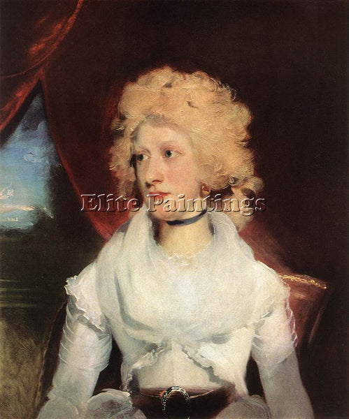 SIR THOMAS LAWRENCE MARTHA CARRY ARTIST PAINTING REPRODUCTION HANDMADE OIL REPRO