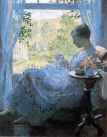 AMERICAN MELCHERS GARI JULIUS AMERICAN 1860 1932 2 ARTIST PAINTING REPRODUCTION