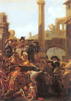 DUTCH MIEL JAN DUTCH 1599 1653 1 ARTIST PAINTING REPRODUCTION HANDMADE OIL REPRO