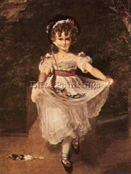SIR THOMAS LAWRENCE MISS MURRAY  ARTIST PAINTING REPRODUCTION HANDMADE OIL REPRO