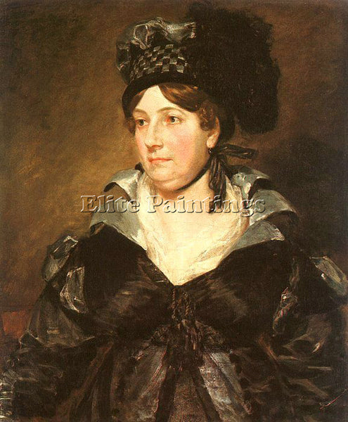 JOHN CONSTABLE MRS JAMES PULHAM ARTIST PAINTING REPRODUCTION HANDMADE OIL CANVAS