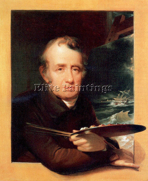 AMERICAN NEAGLE JOHN AMERICAN 1796 1865 1 ARTIST PAINTING REPRODUCTION HANDMADE