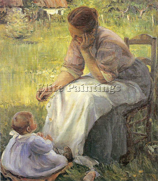 AMERICAN NOURSE ELIZABETH AMERICAN 1859 1938 1 ARTIST PAINTING REPRODUCTION OIL