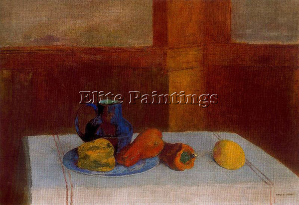 ODILON REDON REDO132 ARTIST PAINTING REPRODUCTION HANDMADE OIL CANVAS REPRO WALL