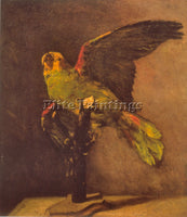 VAN GOGH PARROT ARTIST PAINTING REPRODUCTION HANDMADE CANVAS REPRO WALL  DECO