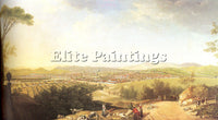BRITISH PATCH THOMAS ENGLISH 1725 82 ARTIST PAINTING REPRODUCTION HANDMADE OIL