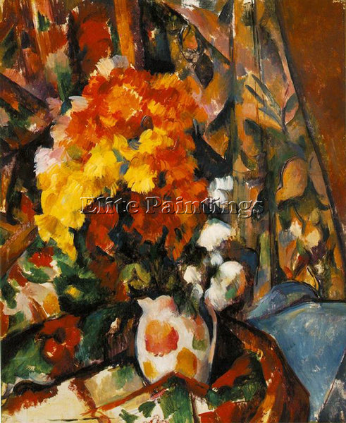 PAUL CEZANNE CEZA60 ARTIST PAINTING REPRODUCTION HANDMADE CANVAS REPRO WALL DECO
