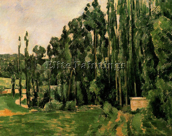 PAUL CEZANNE CEZA41 ARTIST PAINTING REPRODUCTION HANDMADE CANVAS REPRO WALL DECO