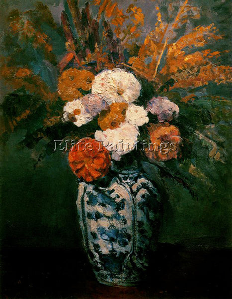PAUL CEZANNE CEZA52 ARTIST PAINTING REPRODUCTION HANDMADE CANVAS REPRO WALL DECO