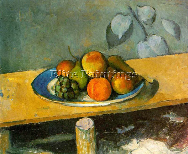 PAUL CEZANNE CEZA55 ARTIST PAINTING REPRODUCTION HANDMADE CANVAS REPRO WALL DECO