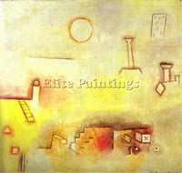 PAUL KLEE KLEE1 ARTIST PAINTING REPRODUCTION HANDMADE CANVAS REPRO WALL  DECO
