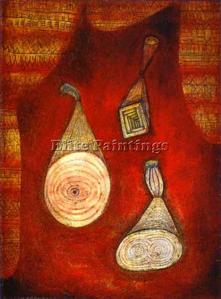PAUL KLEE KLEE22 ARTIST PAINTING REPRODUCTION HANDMADE OIL CANVAS REPRO WALL ART