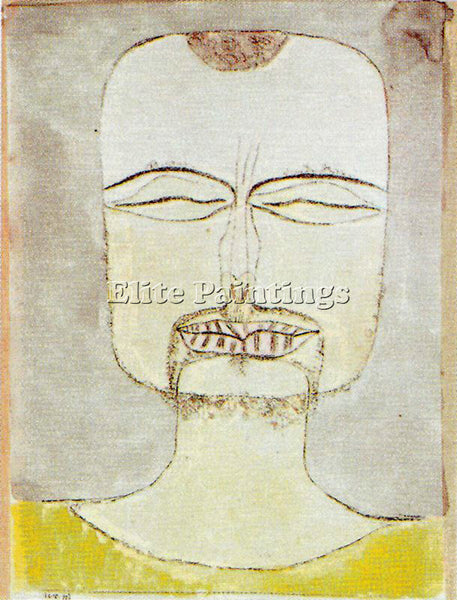 PAUL KLEE KLEE30 ARTIST PAINTING REPRODUCTION HANDMADE OIL CANVAS REPRO WALL ART