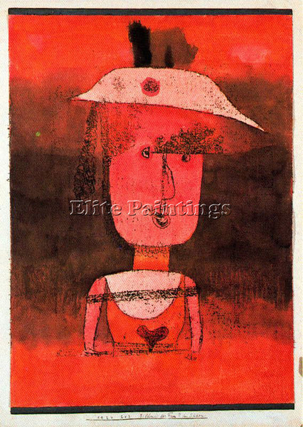 PAUL KLEE KLEE37 ARTIST PAINTING REPRODUCTION HANDMADE OIL CANVAS REPRO WALL ART