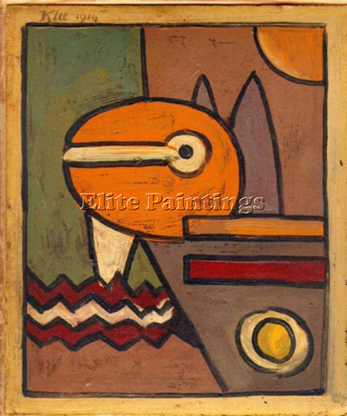 PAUL KLEE KLEE39 ARTIST PAINTING REPRODUCTION HANDMADE OIL CANVAS REPRO WALL ART