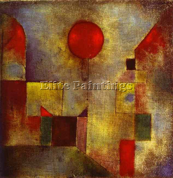PAUL KLEE KLEE51 ARTIST PAINTING REPRODUCTION HANDMADE OIL CANVAS REPRO WALL ART