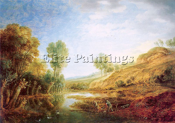 FLEMISH PEETERS GILLES FLEMISH 1612 53 1 ARTIST PAINTING REPRODUCTION HANDMADE