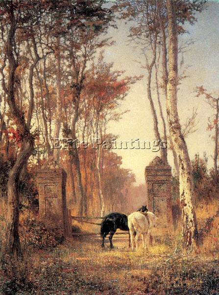 RUSSIAN POLENOV VASILY RUSSIAN 1844 1927 ARTIST PAINTING REPRODUCTION HANDMADE