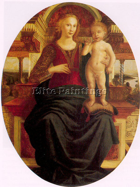 RUSSIAN POLLAIUOLO JACOPO APPROX 1441 1496 ARTIST PAINTING REPRODUCTION HANDMADE