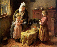 DUTCH POTHAST BERNARD DUTCH 1882 1966 1 ARTIST PAINTING REPRODUCTION HANDMADE