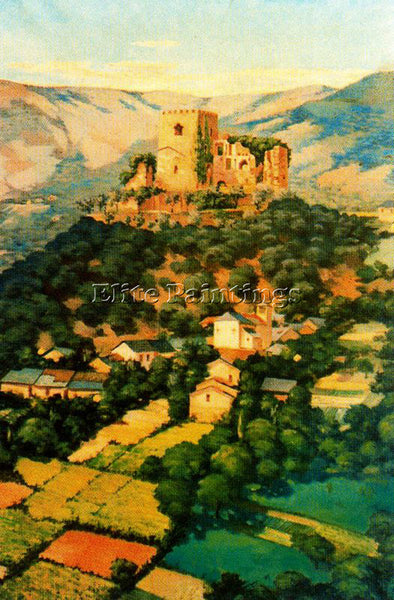 PRIMITIVO ALVAREZ ARMESTO ARME6 ARTIST PAINTING REPRODUCTION HANDMADE OIL CANVAS