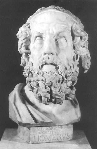PIERRE PUGET HOMER ARTIST PAINTING REPRODUCTION HANDMADE CANVAS REPRO WALL DECO
