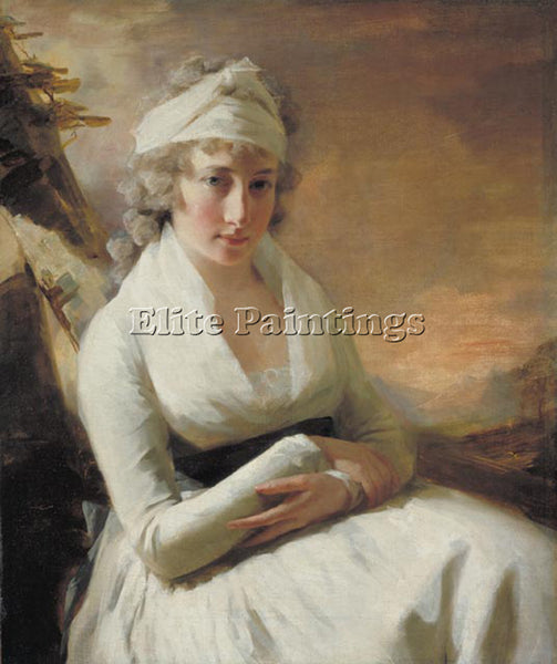 SIR HENRY RAEBURN JACOBINA COPLAND ARTIST PAINTING REPRODUCTION HANDMADE OIL ART