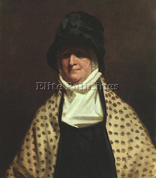 SIR HENRY RAEBURN MRS COLIN CAMPBELL OF PARK ARTIST PAINTING HANDMADE OIL CANVAS
