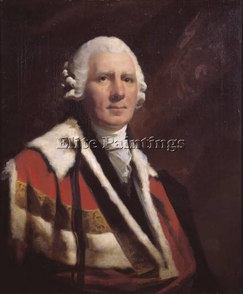 SIR HENRY RAEBURN THE FIRST VISCOUNT MELVILLE ARTIST PAINTING REPRODUCTION OIL