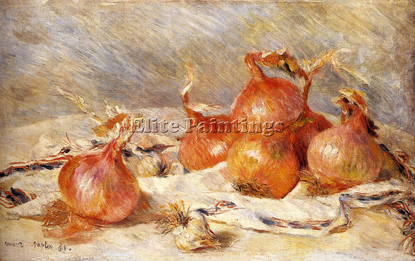 PIERRE AUGUSTE RENOIR HENRY ONIONS ARTIST PAINTING REPRODUCTION HANDMADE OIL ART