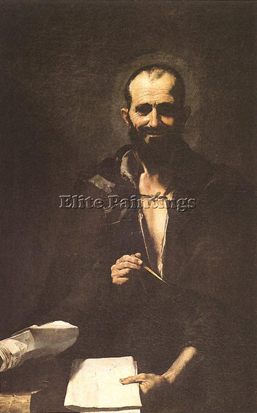JUSEPE DE RIBERA ARCHIMEDES ARTIST PAINTING REPRODUCTION HANDMADE OIL CANVAS ART