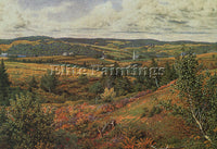 AMERICAN RICHARDS WILLIAM TROST AMERICAN 1833 1905 1 ARTIST PAINTING HANDMADE