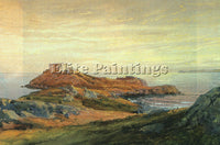 AMERICAN RICHARDS WILLIAM TROST AMERICAN 1833 1905 4 ARTIST PAINTING HANDMADE