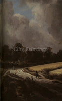 DUTCH RUISDAEL JACOB VAN DUTCH APPROX 1628 1682 2 ARTIST PAINTING REPRODUCTION