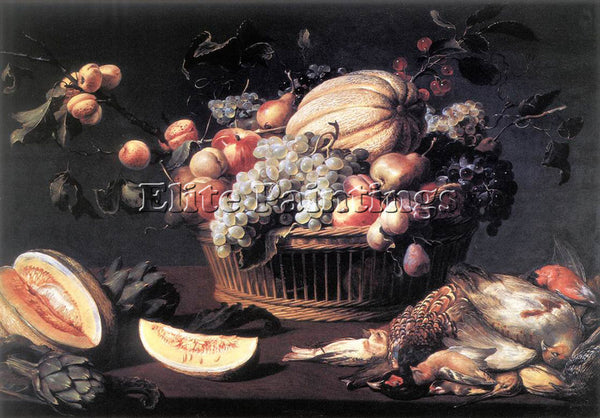 FRANS SNYDERS STILL LIFE 1616 ARTIST PAINTING REPRODUCTION HANDMADE CANVAS REPRO
