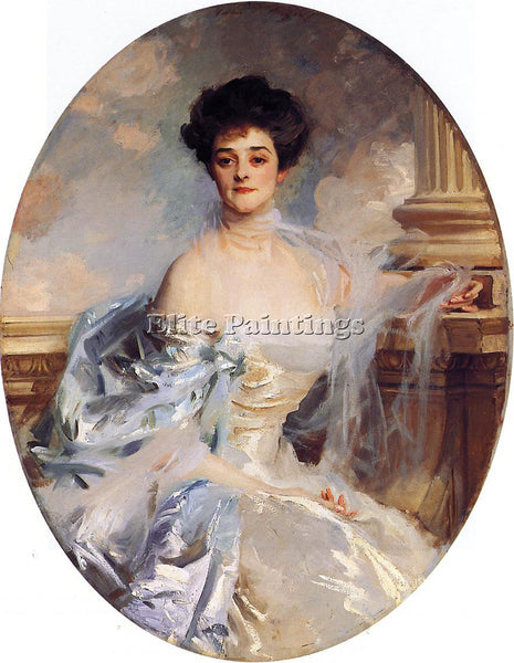JOHN SINGER SARGENT THE COUNTESS OF ESSEX ARTIST PAINTING REPRODUCTION HANDMADE