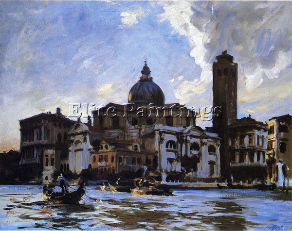 JOHN SINGER SARGENT VENICE PALAZZO LABIA ARTIST PAINTING REPRODUCTION HANDMADE