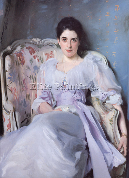 JOHN SINGER SARGENT LADY AGNEW 1 ARTIST PAINTING REPRODUCTION HANDMADE OIL REPRO