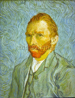 VAN GOGH SELF PORTRAIT ARTIST PAINTING REPRODUCTION HANDMADE CANVAS REPRO WALL