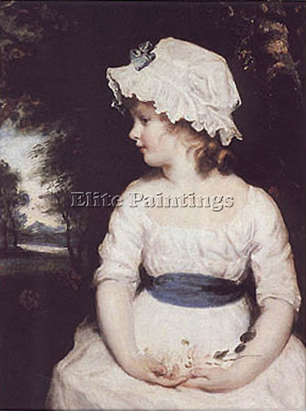 JOSHUA REYNOLDS SIMPLICITY DAWSON BGG ARTIST PAINTING REPRODUCTION HANDMADE OIL