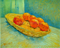 VAN GOGH SIX ORANGES ARTIST PAINTING REPRODUCTION HANDMADE OIL CANVAS REPRO WALL