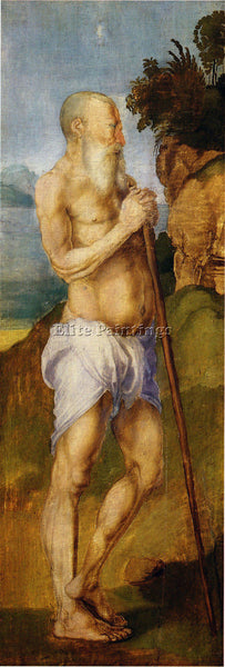 DURER ST ONOPHRIUS ARTIST PAINTING REPRODUCTION HANDMADE CANVAS REPRO WALL DECO