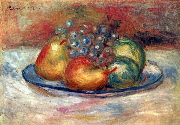 RENOIR STILL LIFE 1 ARTIST PAINTING REPRODUCTION HANDMADE CANVAS REPRO WALL DECO