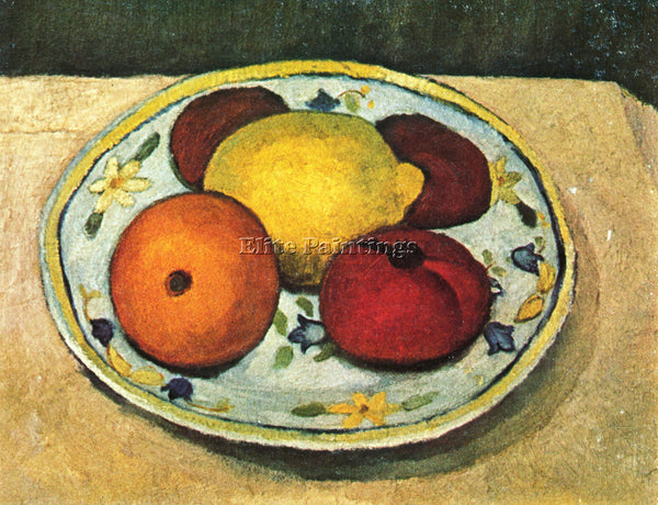 PAULA MODERSOHN-BECKER STILL LIFE ARTIST PAINTING REPRODUCTION HANDMADE OIL DECO