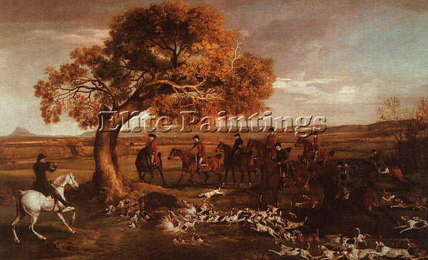BRITISH STUBBS GEORGE ENGLISH 1724 1806 ARTIST PAINTING REPRODUCTION HANDMADE